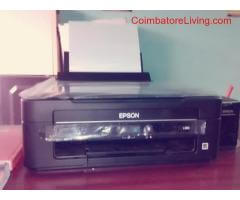coimbatore - Epson L380 Printer (100% good working) With Box