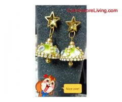 coimbatore -New silk thread earring