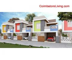 coimbatore -2,3BHK Luxury Gatted projects stareyed