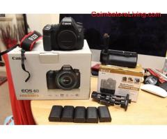 brand Dslr canon camera for sale