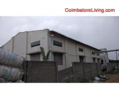 coimbatore -2600sq ft godown in papampatti