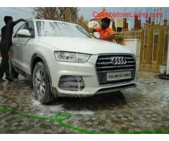 Doorstep car wash  detailing and car care services