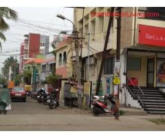 coimbatore - 2 cent commercial land with building near nsr road (3RD BUILDING FROM NSR ROAD) FOR SALE