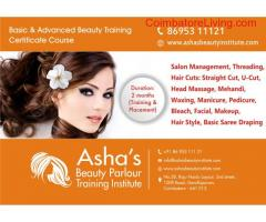 coimbatore -Top Beauty Training courses for women in Coimbatore, Tamilnadu