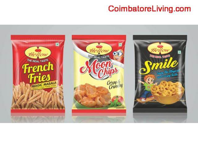 coimbatore - Sweet and Namken and fruyms - 1/4