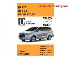 coimbatore -dc vehicle management
