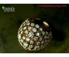 coimbatore - Visit MSD for range of unique jewellery.