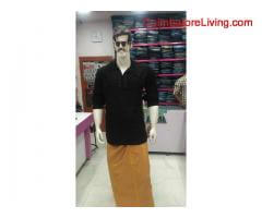 KAALA full set shirt & veeti available in BIGBOSS MEN'S WEAR