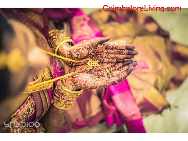 coimbatore - Studio6 by Chennai Wedding Photography - 7/7