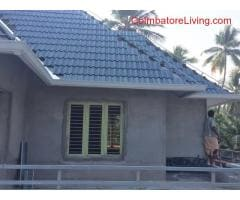 coimbatore - Roofing fabrication and interior ms fabrications
