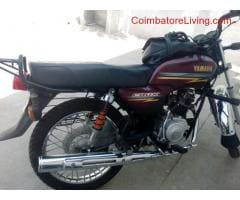 coimbatore - Yamaha CRUX, 2012 model- well maintained and good running condition with  insurance.