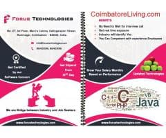 coimbatore -Best placement Training Institute In Coimbatore