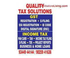 coimbatore -Quality Tax Solutions