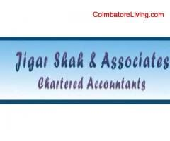 coimbatore -Jigar Shah & Associates - Chartered Accountant