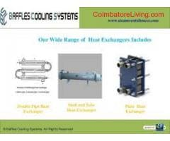 coimbatore -Shell and Tube Heat Exchanger Manufacturer India - BCS
