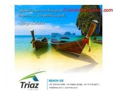 Travel Agency in Coimbatore | Triaz