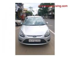 Ford Figo Titanium Good Condition Single Owner 2010 Model  car for Sale