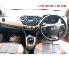 Hyundai Grand i10 Sportz Good Condition Coimbatore Reg 2013 Model Car for Sale
