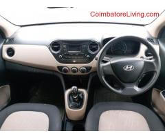 Hyundai Grand i10 Sportz Good Condition Single Owner 2014 Model Car For Sale