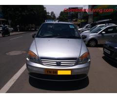 TATA Indigo Tboard Good Condition Single Owner Coimbatore Reg  2012 Model Car For Sale