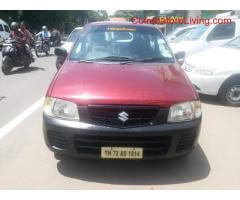 Alto Lxi ,Good Condition  2009 Model car for sale