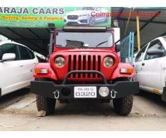 Mahindra Jeep MM 540 DP Good Condition 2002 Model Car For Sale