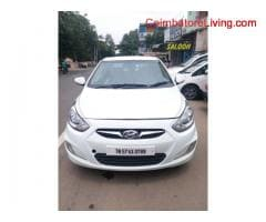 Hyundai Verna Good Condition Single Owner 2012/Dec Model Car For Sale