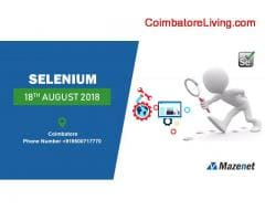 Selenium Training in Coimbatore & Chennai