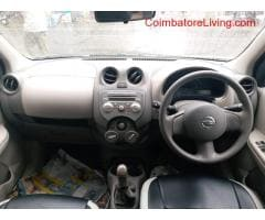 Nissan Micra Good Condition Single Owner 2011 Model Car For Sale