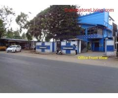 coimbatore -4 Lakh rental revenue per Month Office For Sale ,Ganapathi