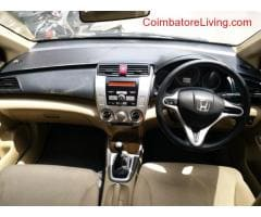 HONDA City IVTEC V Model Good Condition Single Owner 2009/10 Model Car For Sale