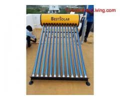 solar water heater ss316 grade 100lpd 15000 only