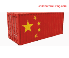 China freight agent