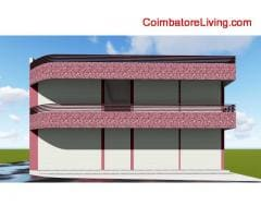 coimbatore -Spaces for shops & offices at prominent location