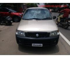 Alto Lxi Good Condition 2010 Model Car for Sale