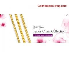 Handmade Gold Chains -Murugan Jewellery