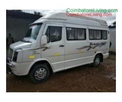 Tempo Traveller Rental Service in All over India