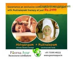 coimbatore - Ayurvedic Massage in Race course Coimbatore