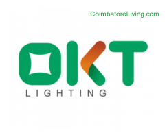 coimbatore -OKT Lighting, the manufacturer of commercial led lighting