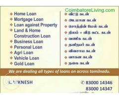 coimbatore -LOANS FOR EVERYONE