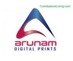 Sublimation Printing in Tirupur