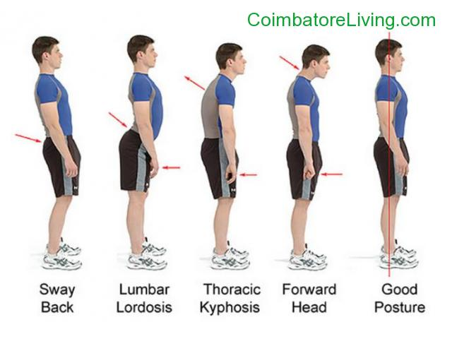 coimbatore - Fitness Centre | Physiotherapy for Back Pain Coimbatore - 1/4