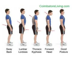Fitness Centre | Physiotherapy for Back Pain Coimbatore