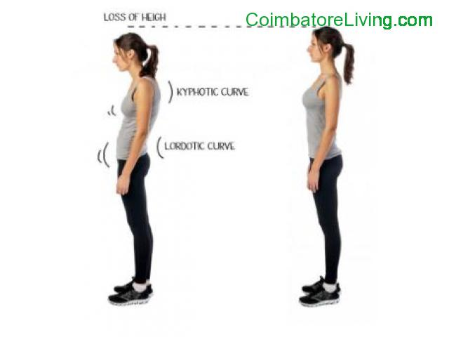coimbatore - Fitness Centre | Physiotherapy for Back Pain Coimbatore - 3/4
