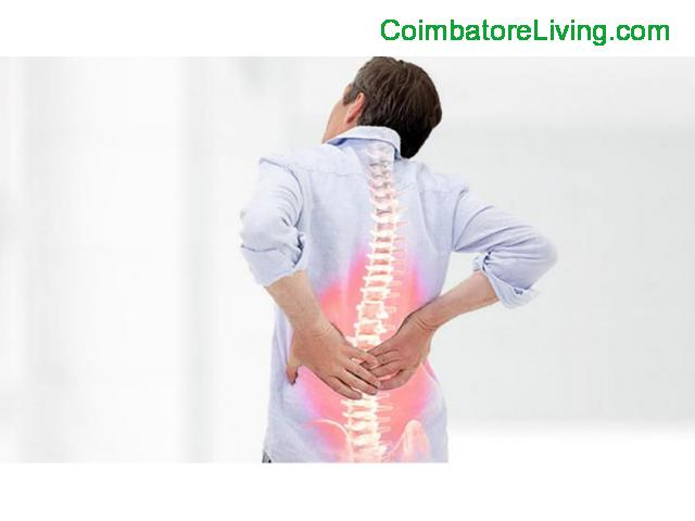 coimbatore - Fitness Centre | Physiotherapy for Back Pain Coimbatore - 4/4
