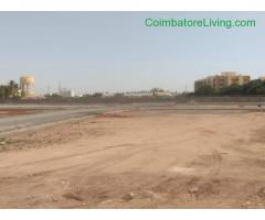 DTCP Approved Gated Community individual plots @ 10.5L in Saravanampatty
