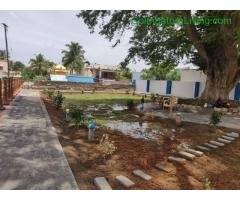 Crescent Enclave - DTCP Approved Gated Community individual plots @ 6.9L in Periyanaikanpalayam