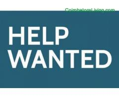 Wanted Office assistant and Telecallers
