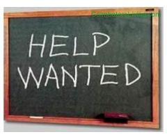 wanted office assistant