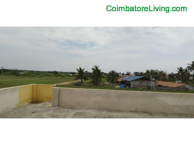 DTCP APPROVED SITE FOR SALE NEAR SINGANALLUR - 1/1